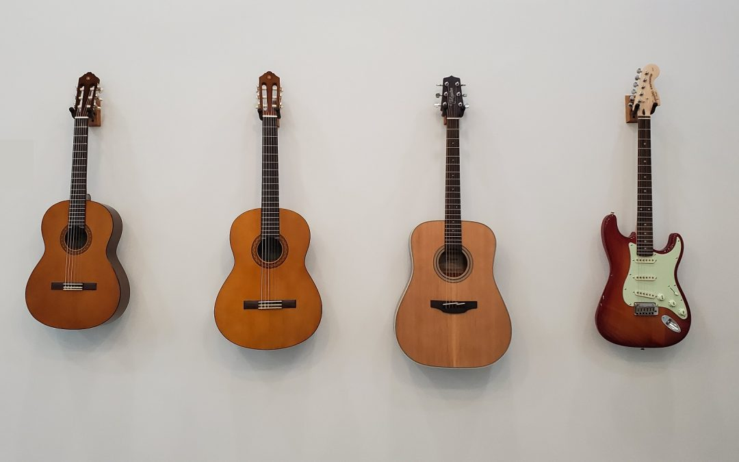Selecting your Guitar